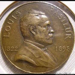États Fédérés d'Europe - 1/10 d'Europa 1928 - L. Pasteur