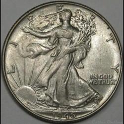 1946 Half Dollar