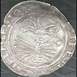 monnaie monde espagne sevilla 1 real ca 1506 1566 isabel de castilla fernando de arago