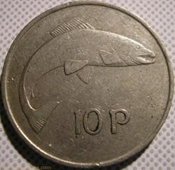 10 Pence 1969