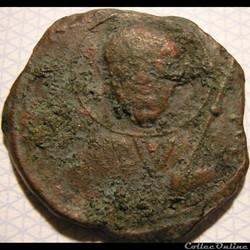 Principauté d'Antioche, Follis St. Pierre (1104-1112) Tancrède de Hauteville