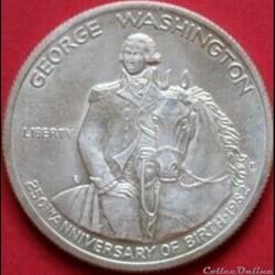 George Washington Half $ - 250th Anniver...