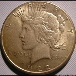 1922 San Francisco Dollar
