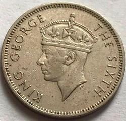 George VI - One Shilling 1951 - Rhodesia