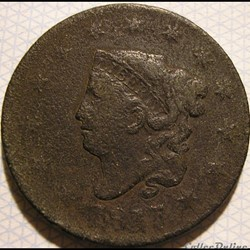 1817 One Cent