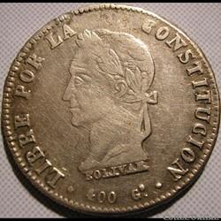 1861 Potosi - 8 Soles