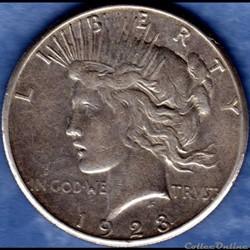 1923 San Francisco Dollar