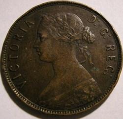 Victoria - One Cent 1873 Newfoundland (e...