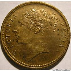 Victoria - Cumberland Jack Token 1837 - ...
