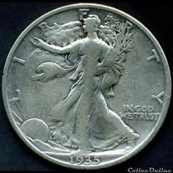 1935 San Francisco Half $