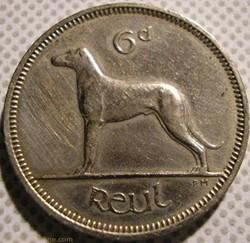 6 Pence / 6 Pingin 1959