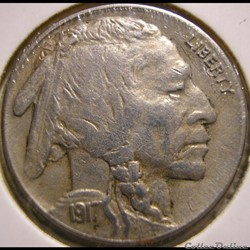 1917 5 Cents