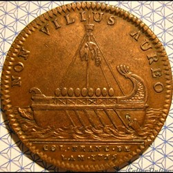 Louis XV - Colonies françaises de l'Amér...