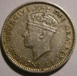 George VI - 10 Cents 1938 Newfoundland