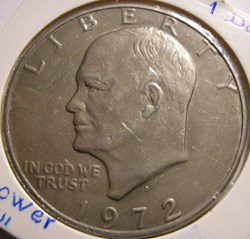 1972 Denver Dollar