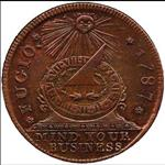US Colonial Issues, Tokens USA & North America (1616-1999)