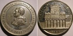 Pope Leo XIII - 1893 Episcopal Jubilee, ...