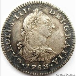 México - 1 Real 1783 Mexico (Colonial) -...