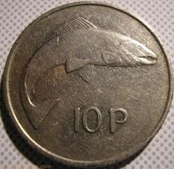 10 Pence 1980
