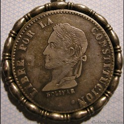 1859 Potosi - 4 Soles