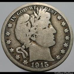 1915 San Francisco Half $