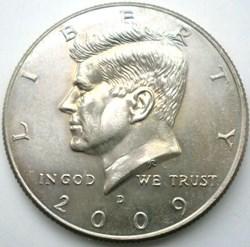 2009 Denver Half Dollar