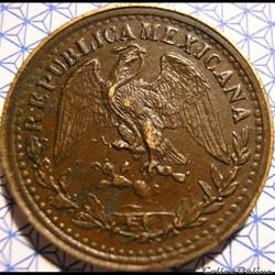 México - 1 Centavo 1904/3 - 2nd Republic