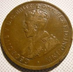 George V - 1/12 Shilling 1923 - Jersey