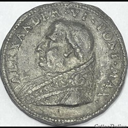 Alexander VI - Pope 1503 - Papal States,...