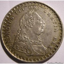 George III - 1 Shilling 6 Pence 1812 - Bank of England