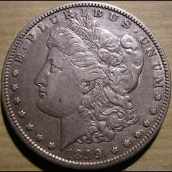 1899 New Orleans Dollar