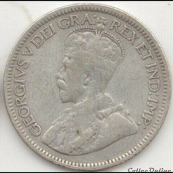 George V - 10 Cents 1936