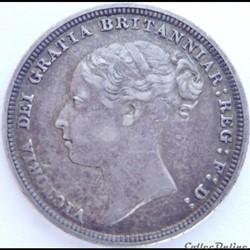 Victoria - Sixpence 1881 Kingdom of Great Britain
