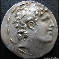 Alexandre I Balas 150-145 BC. - Tetradrachm