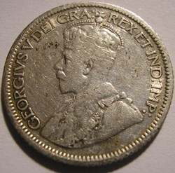 George V - 10 Cents 1931