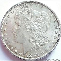 1897 Dollar One