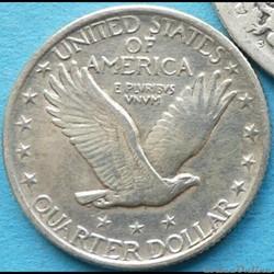 monnaie monde etat uni 1920 quarter dollar