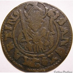 Schwytz - 1 Schilling 1629 - Swiss Canton