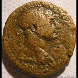 Trajan - Beroea, Syria - Æ24 - ca. 98 AD...
