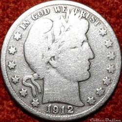 1912 San Francisco Half $