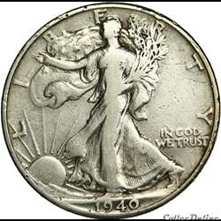 1940 Half Dollar