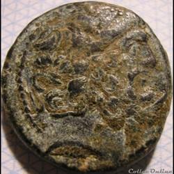 Antiocheia, Seleucis and Pieria - AE18 D...