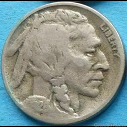 1926 Denver 5 Cents - Two Feathers