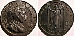 Edward VIII - Coronation Medal 1937 - UK
