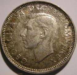George VI - 6 Pence 1942 - Great Britain