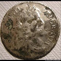 Charles II - 4 Pence 1678 Kingdom of England, Scotland & Ireland