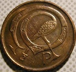 ½ Penny 1978