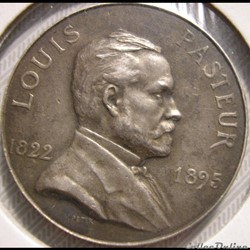 États Fédérés d'Europe - 1 Europa 1928 - L. Pasteur