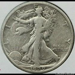 1929 San Francisco Half $