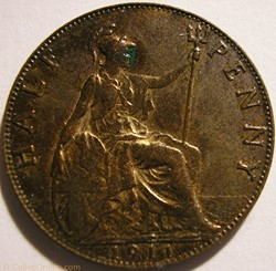 George V - Half Penny 1911 - United King...
